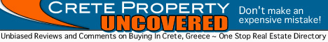 Crete Property Uncovered Banner - Web Site Traffic Feed